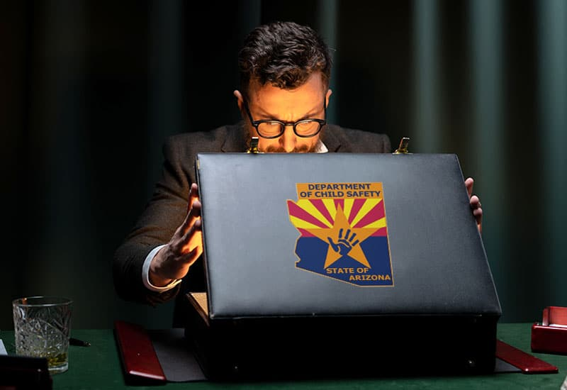 The Corrupt Nature of Arizona Child Services
