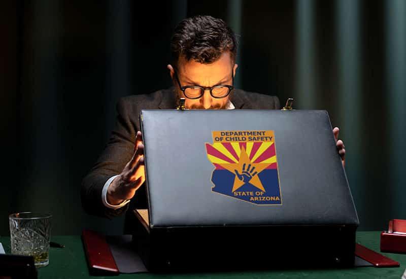 The Corrupt Nature of Arizona Child Services