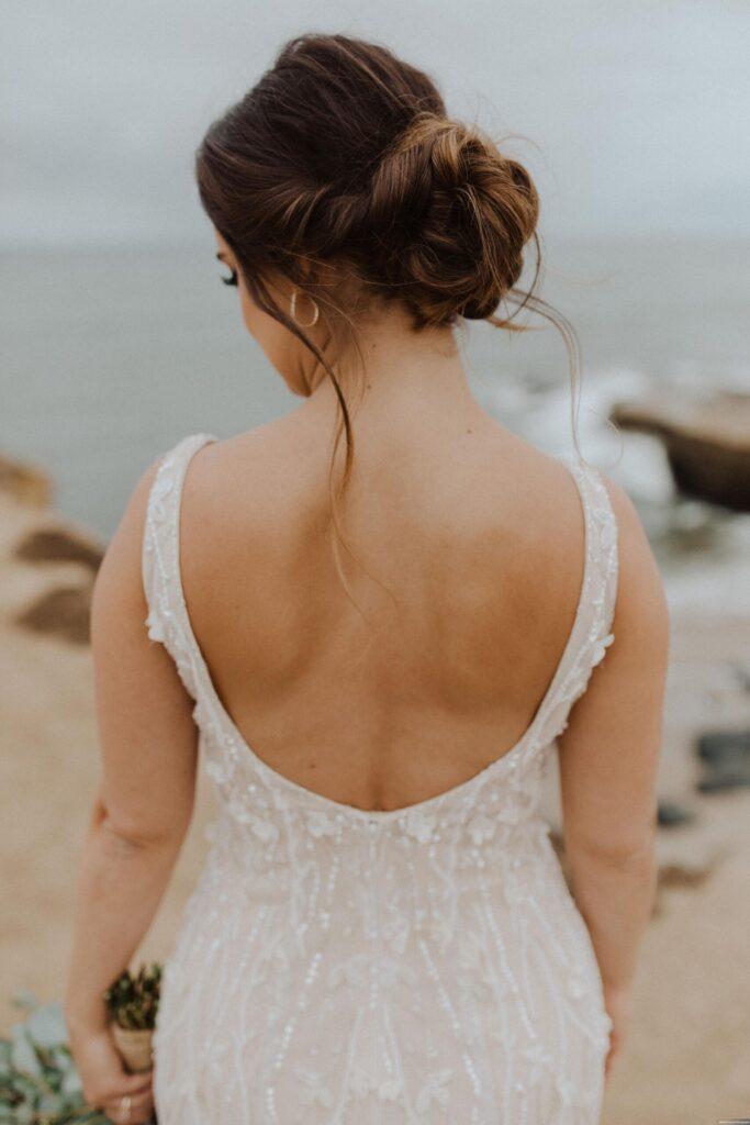 Elwynn + Cass Beauty Concierge | Postponed Wedding Hair + Makeup