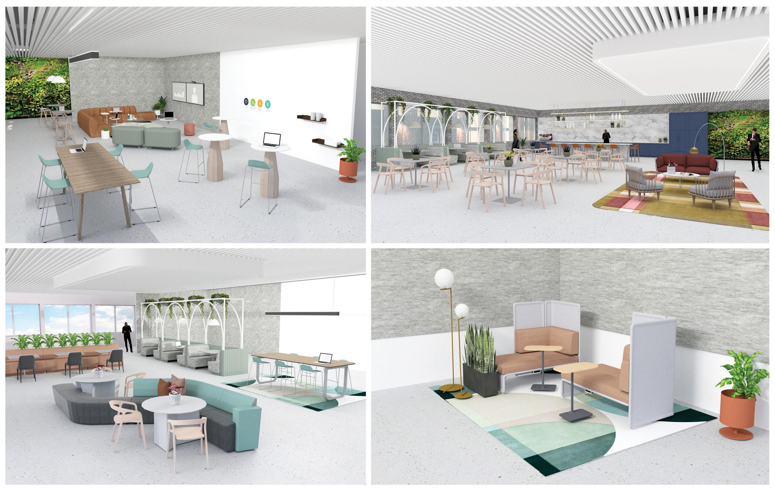 Generate Interiors - 3D Post