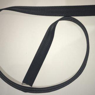 25mm Webbing Black
