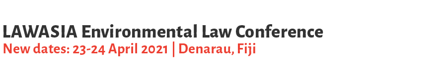 LAWASIA Environmental Law Conference