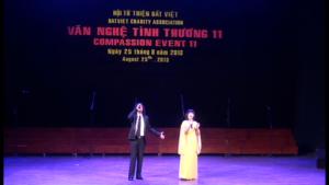 Ca sĩ Cẩm Vân - Khắc Triệu