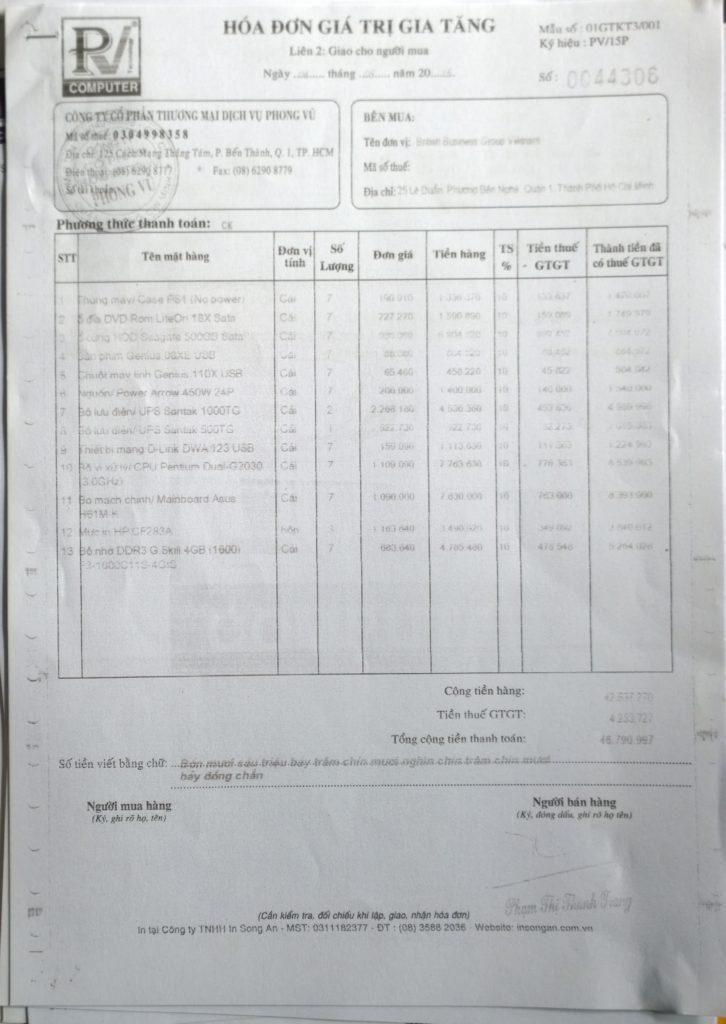 phong-vu-7-computers-and-flat-screens-invoice