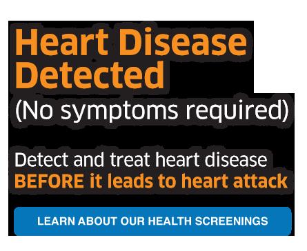 heart disease detected