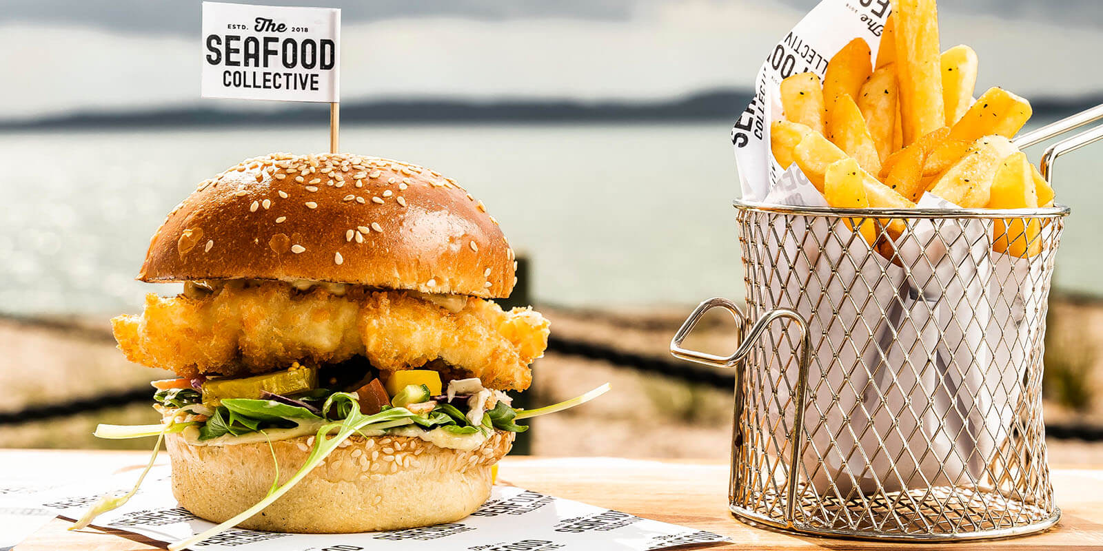 Where to find the best Fish Burgers!