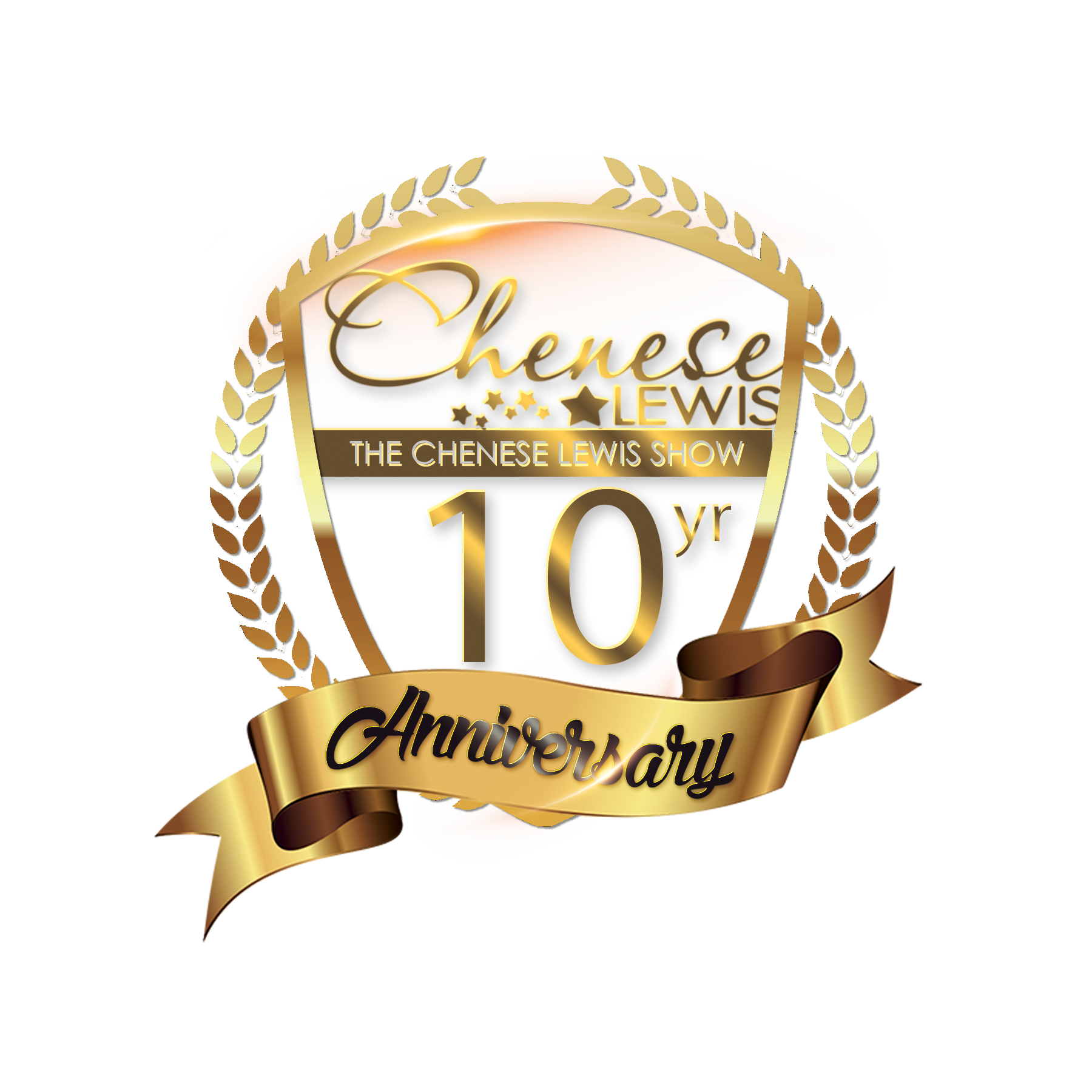 The Chenese Lewis Show Celebrates 10 Year Anniversary!
