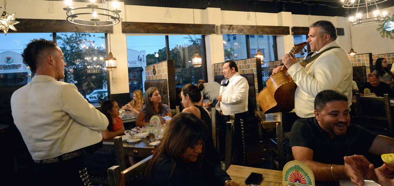 Grand Hacienda Mexican Restaurant Breakfast lunch Dinner tequila brunch