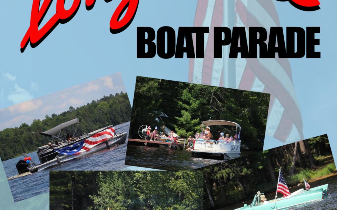 2021 Long Lake 4th of July Boat Parade