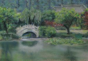 Grace Cothalis, West Lake Garden