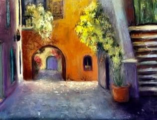 Angela Arkway, Tuscan Light