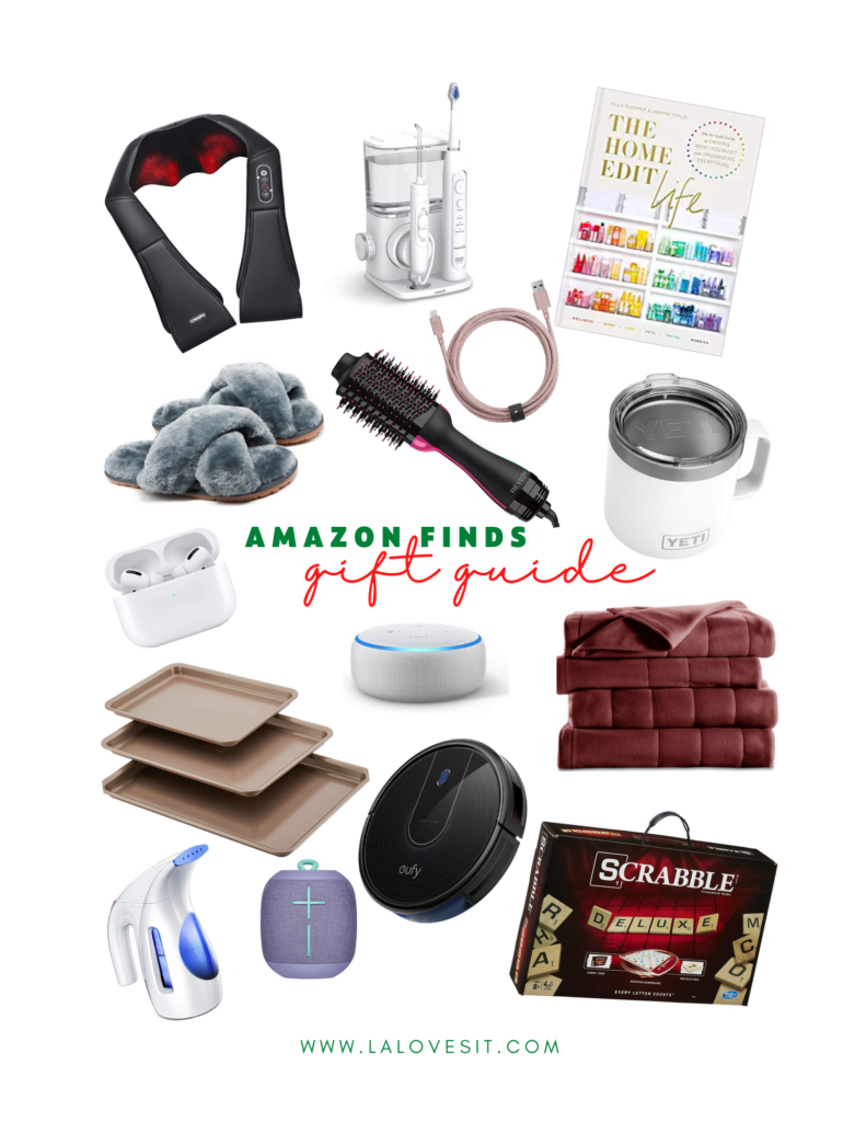 2020 GIFT GUIDE: AMAZON FINDS