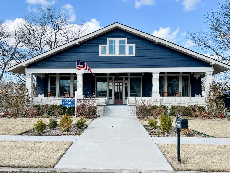 Luxury Staycation in Pawhuska, Oklahoma: The Oilman's Daughter