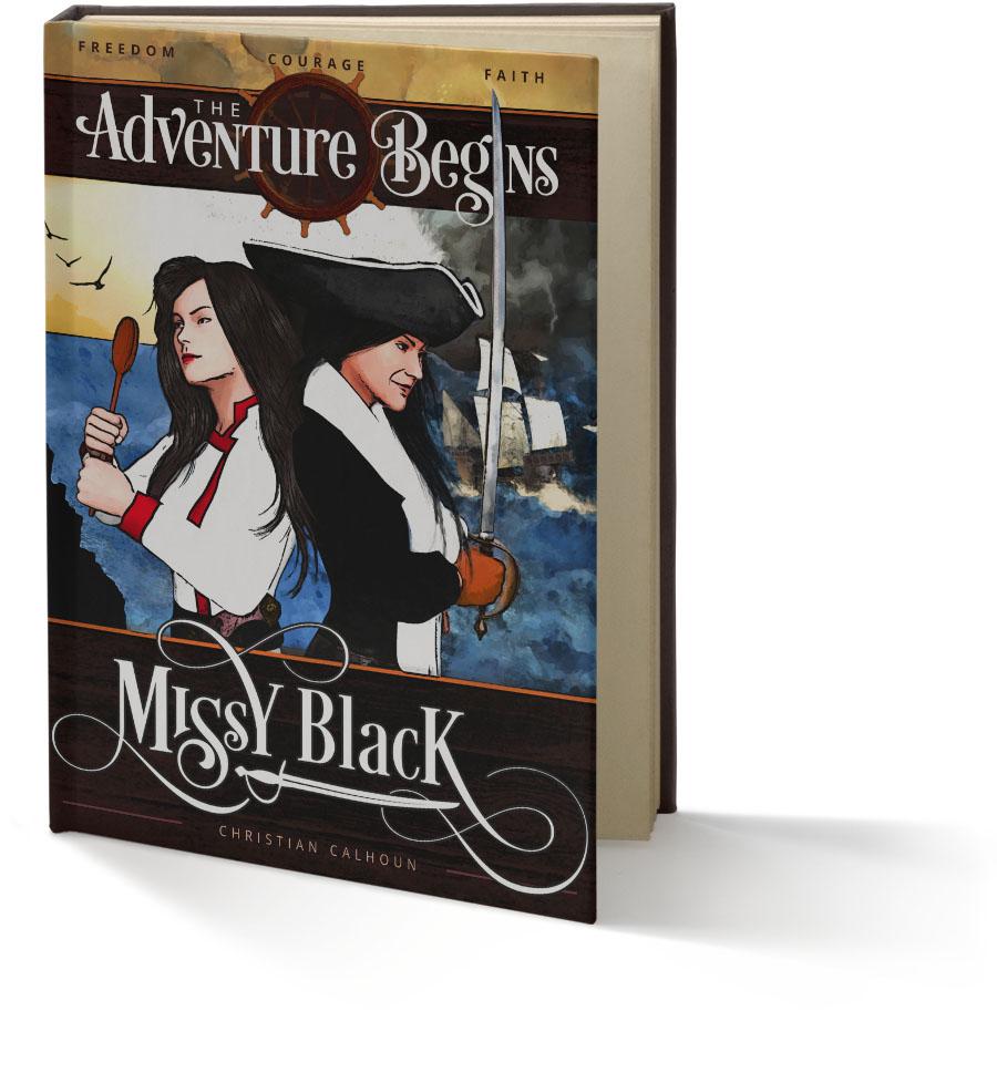 Missy Black Novel - The Adventure Begins