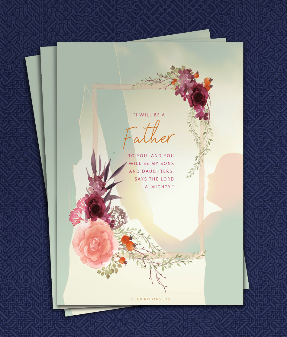 Inspirational Poster Design for Torah Sisters Magazine