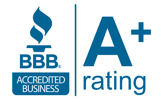 Better Business Bureau A+ Rating