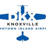 downtown island airport logo