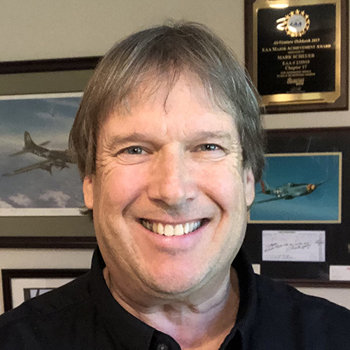 Mark Scheuer