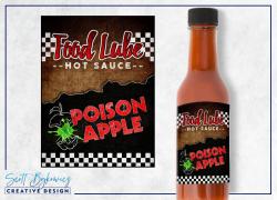FoodLube-Label