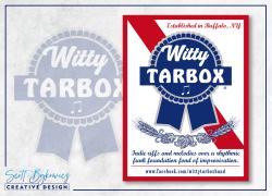 WittyTarbox-Sticker