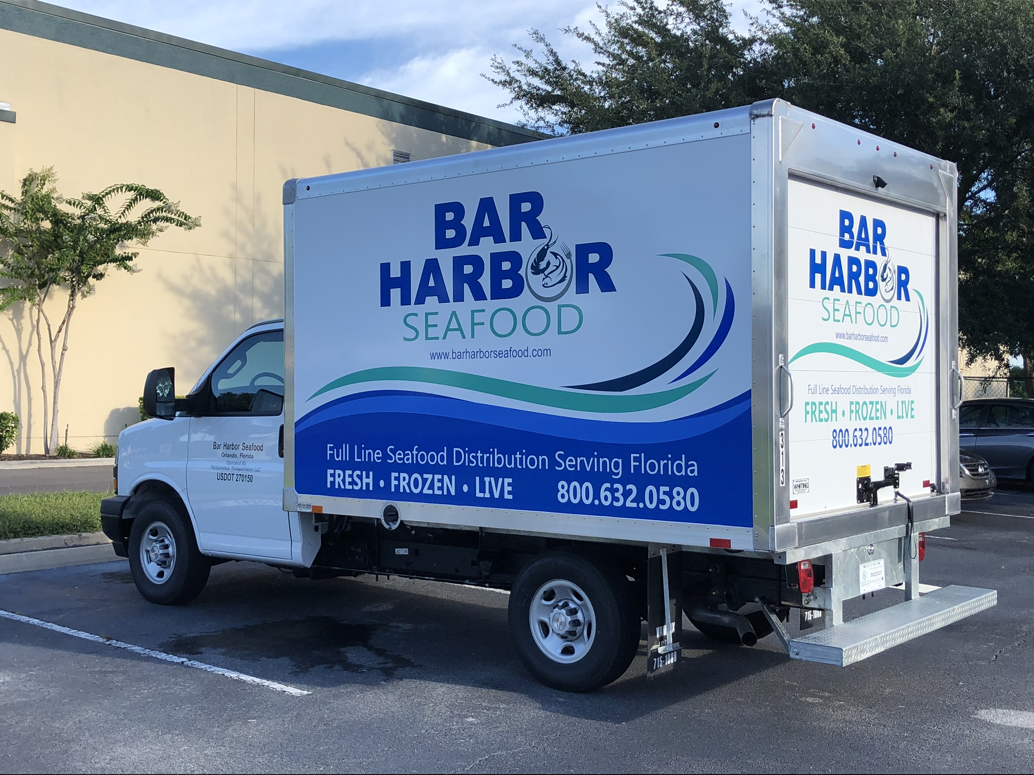 Giving Our Fleet A New Look