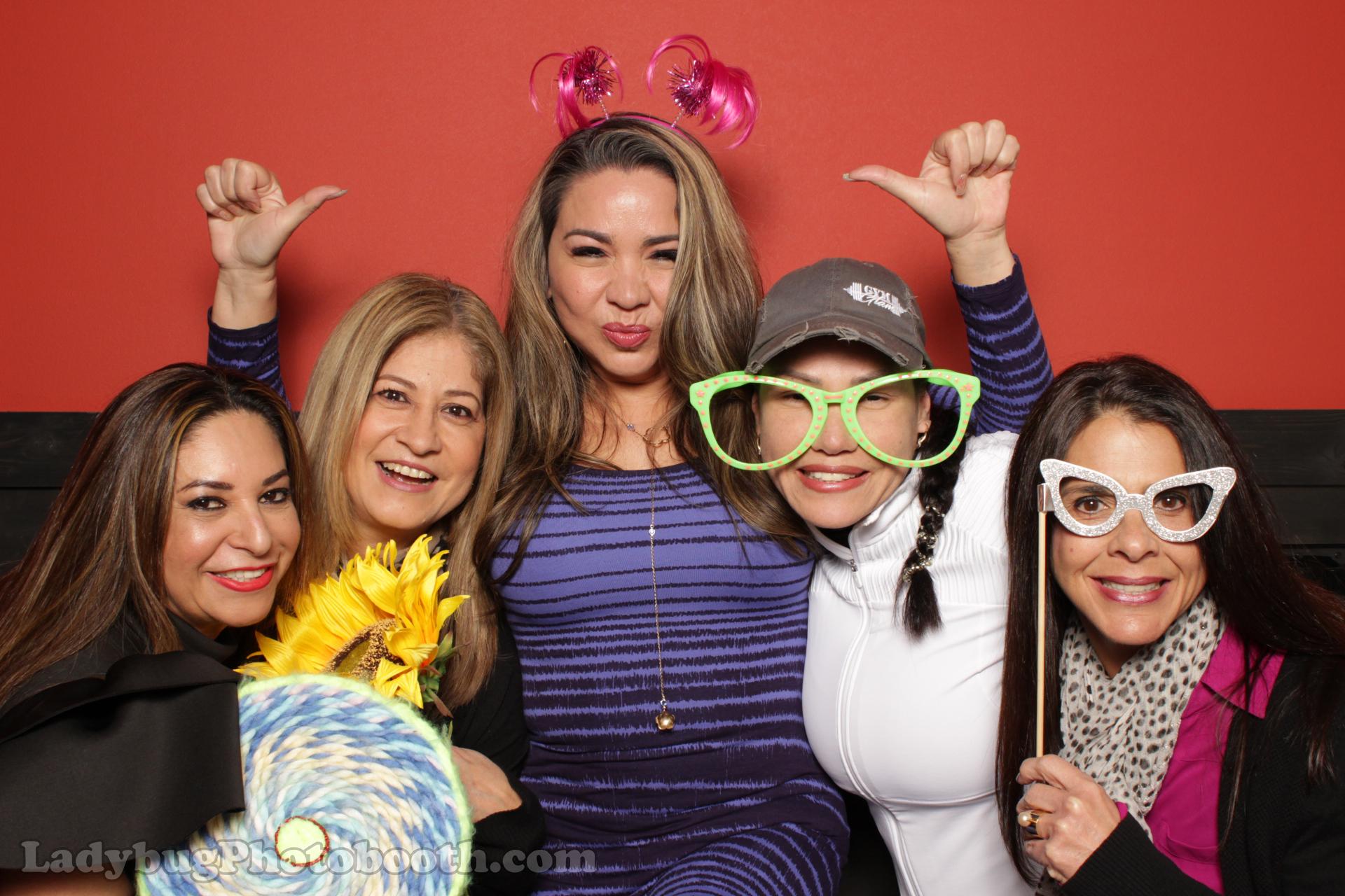 Marisabel's Birthday party
