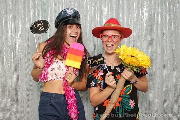 Gabriela and Sarah's Graduation Party