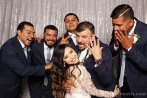 Christina & Francisco Wedding