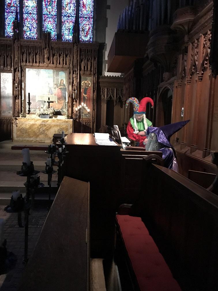 Halloween Organ