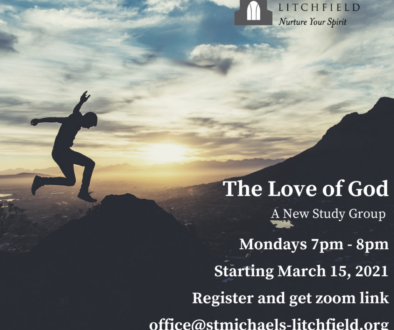 The Love of God A New Study Group