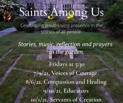 Saints Among Us (2)