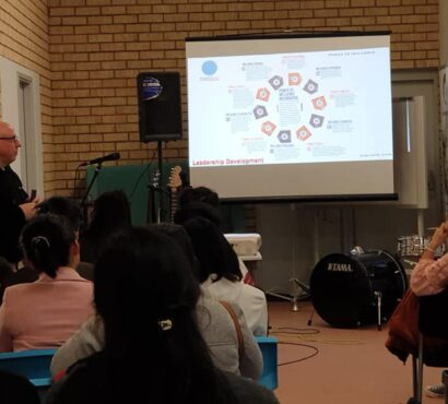 Power Mentoring Leadership program by Professor Dr. Kevin Lachepell