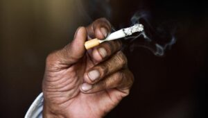 Gambia outlaws public smoking