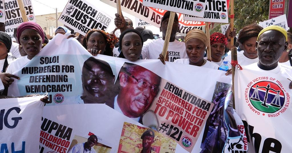 Jammeh victims