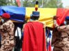Thousands attend funeral of Chad president