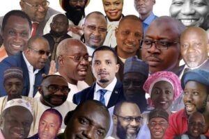 Opinion: The biggest lottery in the Gambia today is the formation of political party