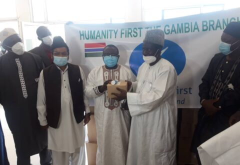 Charity donates D7million worth of health items to EFSTH