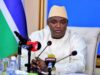 President Barrow's 'death' comment stirs controversy