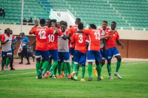 Gambia to play Kosovo and Comoros in pre-Afcon friendlies