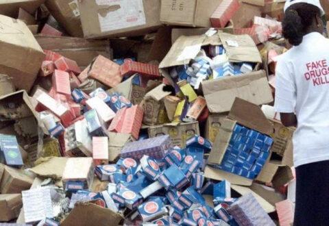 Seven 'illegal' medicine sellers arrested