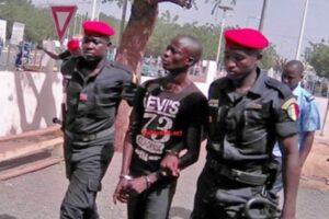 Video: Senegal's serial jailbreaker Boy Djiné arrested in Tambacounda
