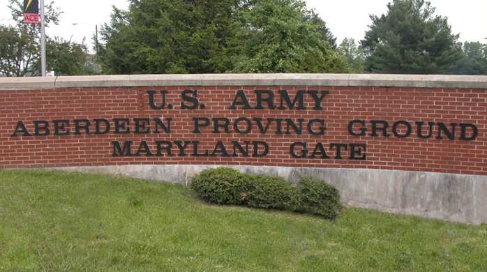 U.S. Army Aberdeen Proving Ground