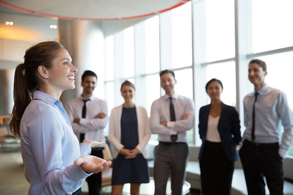 Managing a proposal team