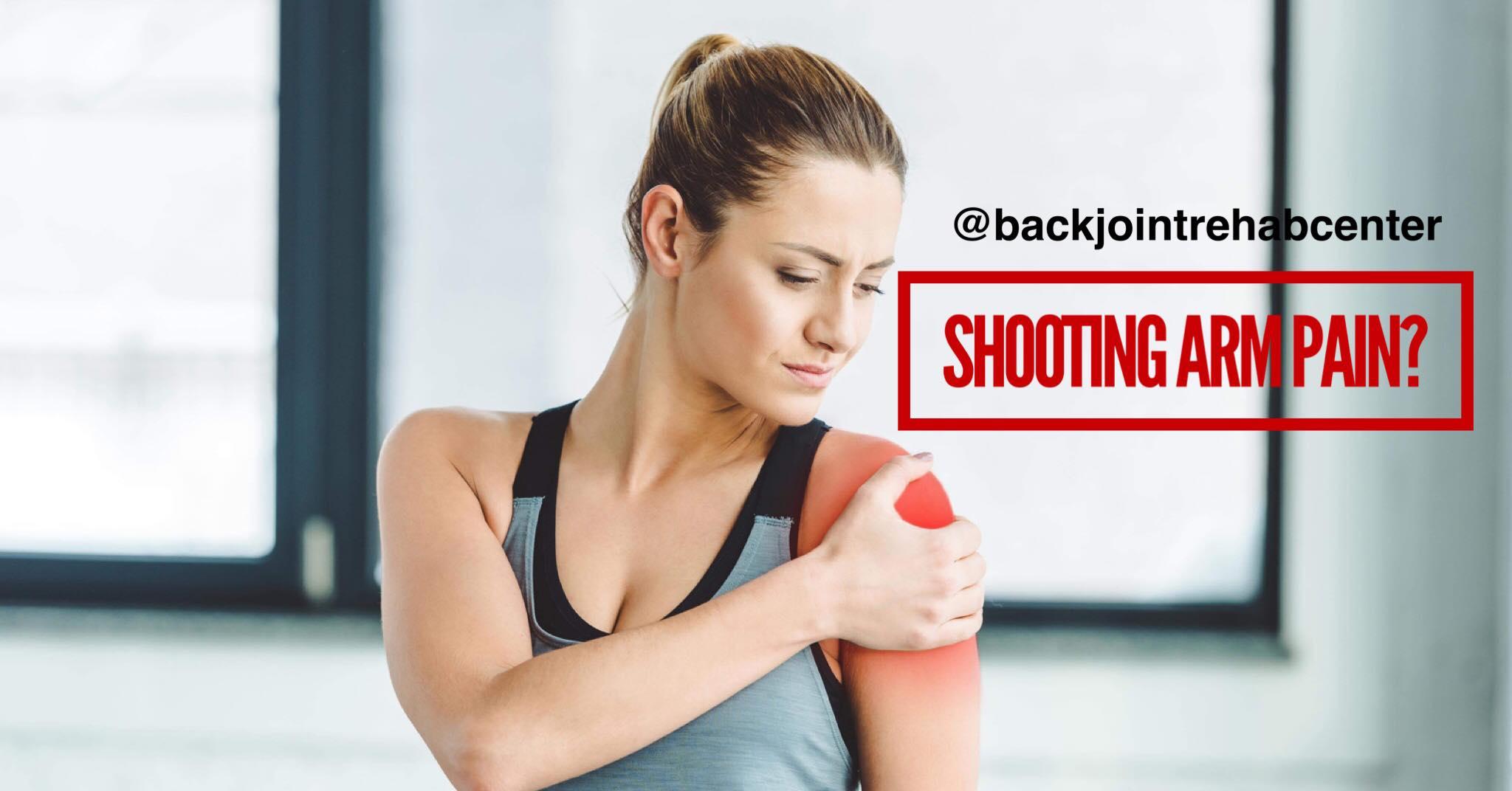 shooting arm pain chiropractor in merrillville
