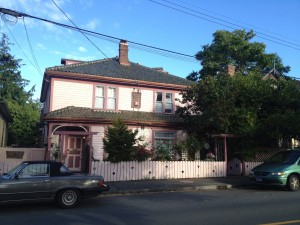 Victoria Bed and Breakfast at the Gingerbread Cottage B&B