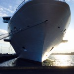 Bow of Celebrity Solstice