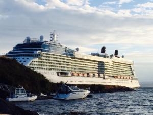 Alaskan Cruise Ships Ogden Point