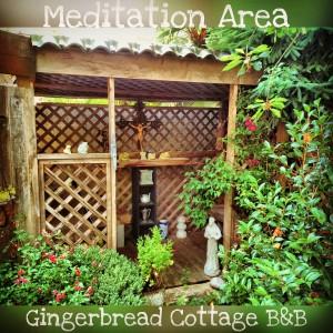 Gingerbread Cottage Victoria BC Canada Meditation Chapel