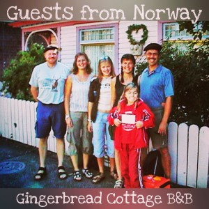 gingerbread Cottage Bed and Breakfast Reviews