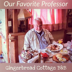 Gingerbread Cottage Bed Breakfast Reviews